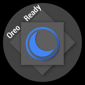 aospUI (Gray) Dark Substratum Theme[+Samsung&Oreo]