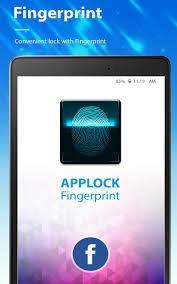 Applock - Fingerprint Password & Gallery Vault Pro apk