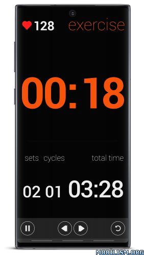 Tabata Stopwatch Pro - Tabata Timer and HIIT Timer