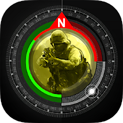 Compass GPS Pro Military Compass with Camera