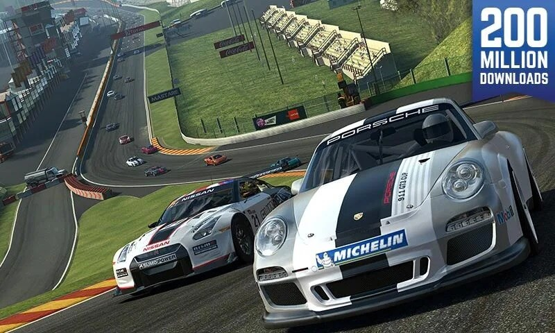 Real Racing 3 Mod Apk All Unlocked