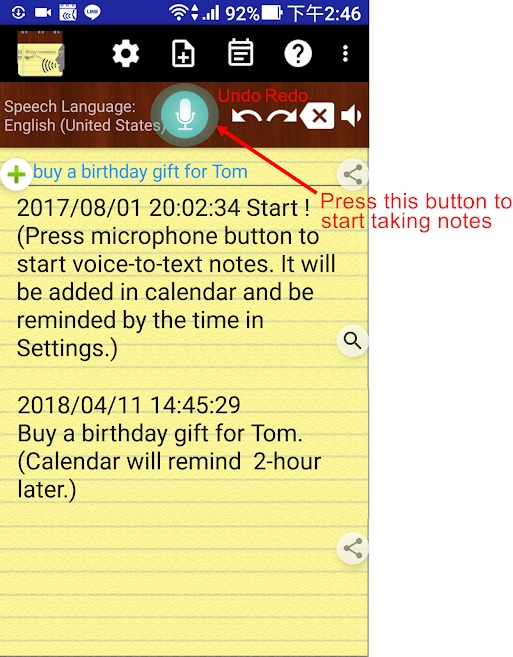 Voice Notes (No Ads) Apk