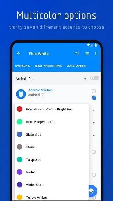 Flux White - Substratum Theme