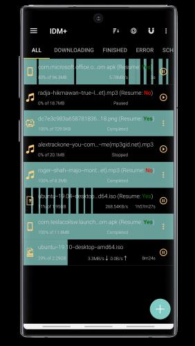 IDM+ Fastest Music, Video, Torrent Downloader