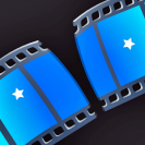 movavi clips video editor with slideshows