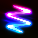 neon photo editor photo effects collage maker