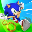sonic dash endless running racing game