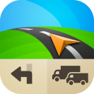 sygic truck gps navigation maps