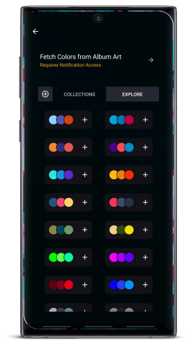 Muviz Edge - Music Visualizer Pro Mod Apk'