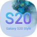 one s20 launcher s20 launcher one ui 2 0 style