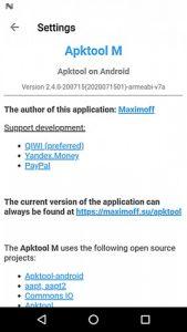 Apktool M v2.4.0-210423 build 2021042301 [Final] 2