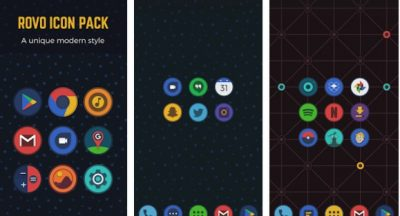 Rovo Icon Pack v4.5.7 [Paid] 1