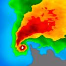 noaa weather radar live alerts