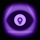 ultraviolet stealth purple icon pack