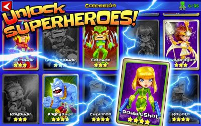 Team Z – League of Heroes v1.6.0 MOD APK 2