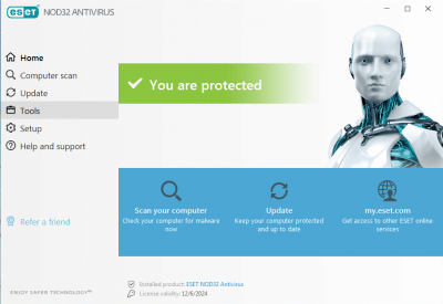 ESET Nod32 Antivirus 14.0.22.0 Free Download 1