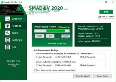 SmadAV Pro 14.6.2 + Portable is Here ! 1