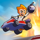 boom karts multiplayer kart racing